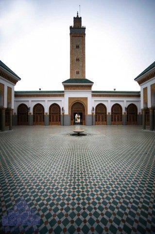 مسجد محمد السادس, مكناس