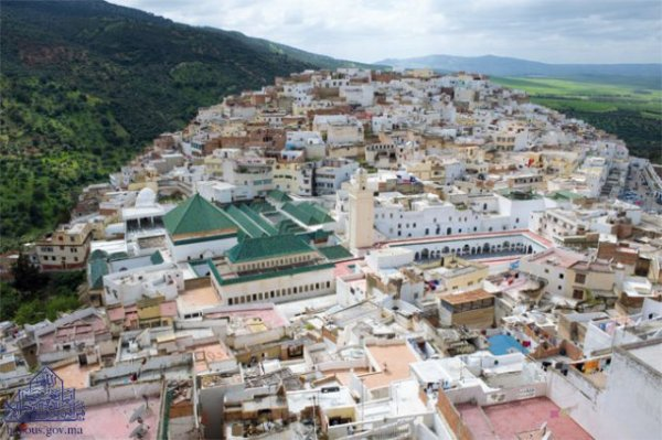 مسجد مولاي ادريس زرهون,مكناس