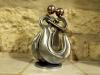 Sculpture ( le couple ) par Falko