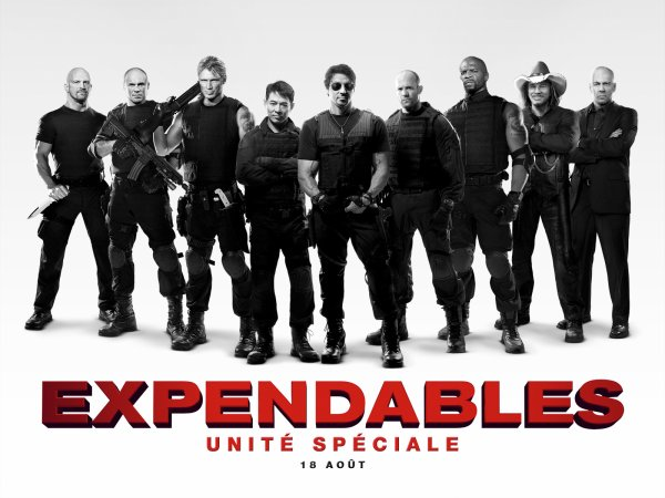 The Expendables 1.