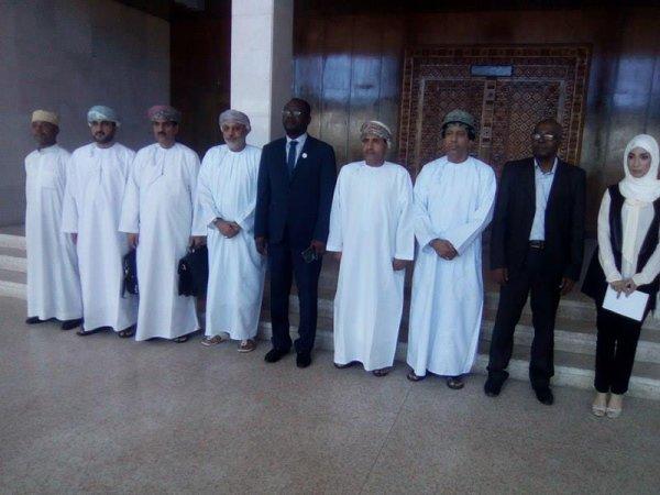 Assemblée de l'Union des Comores : Une délégation omanaise aux Comores