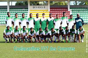 CAN : COMORES-MOZEMBIQUE