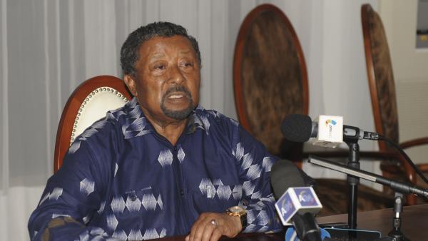 Crise au Gabon : J.PING botte en touche l'appel d'Ali BONGO