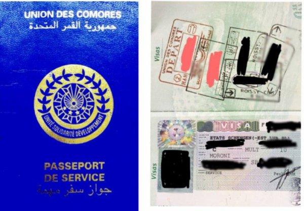 Diplomatie : Les tribulations du Ministre Comorien des Affaires Étrangères Les scandales se succèdent au MIREX et se ressemblent.