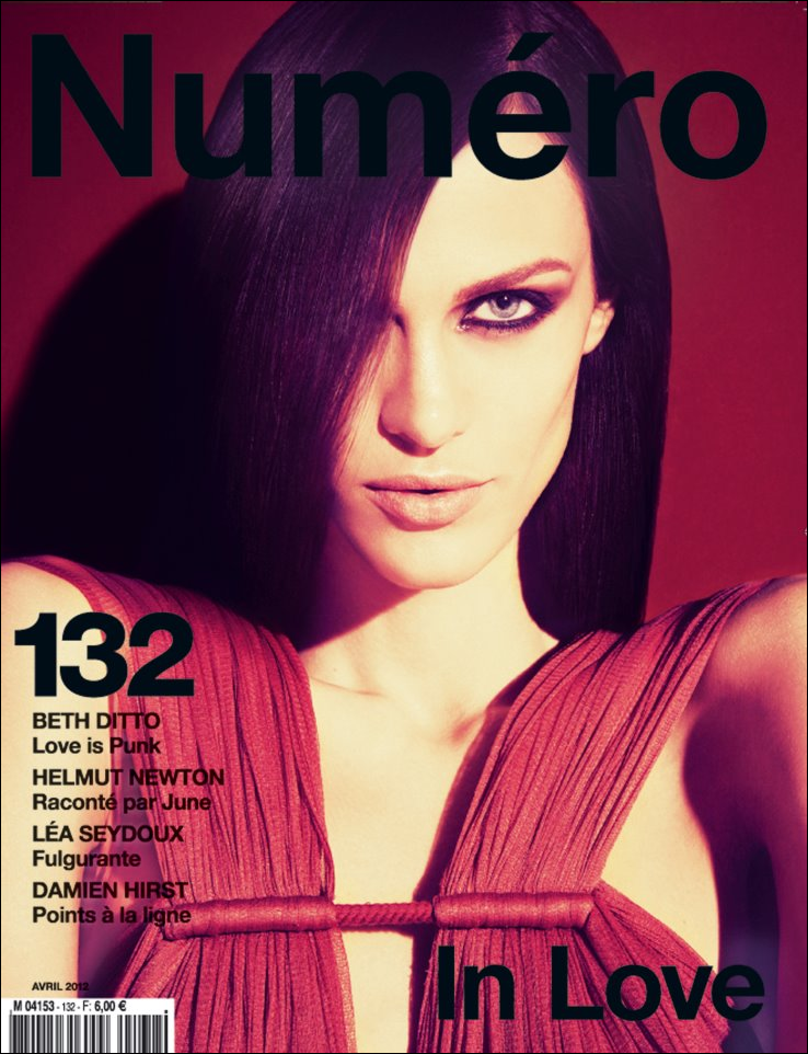 Num�ro #132 Avril 2012   Aymeline Valade