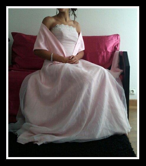 Robe Princesse Organza