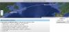 CUNARD QM2 175th ANNIVERSARY CROSSING : AT SEA  06/07/2015