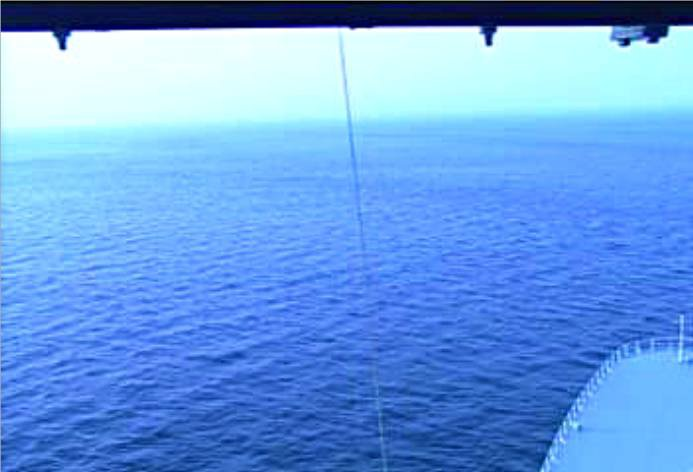 CUNARD QM2 175th ANNIVERSARY CROSSING : AT SEA  13/07/2015