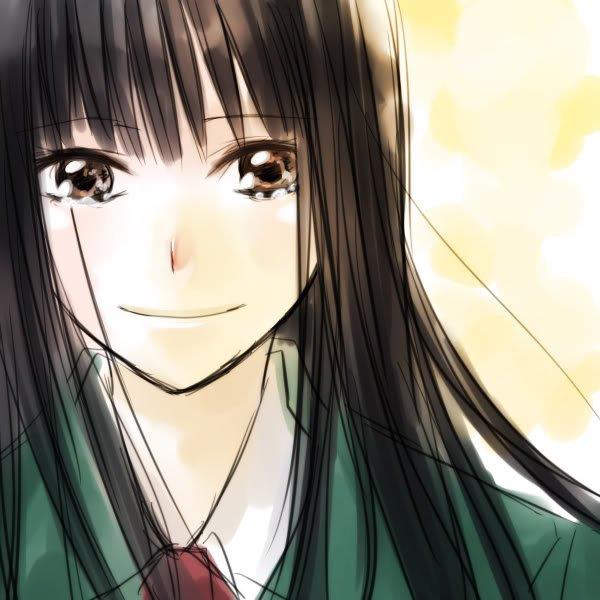 Derri�re chacun de mes sourires se cache une larme! Derri�re chacun de mes rires se cache un sanglot.  Ne voyez-vous rien?    Ne voyez-vous pas la tristesse dans mes yeux quand je me force � sourires pour vous faire plaisir?