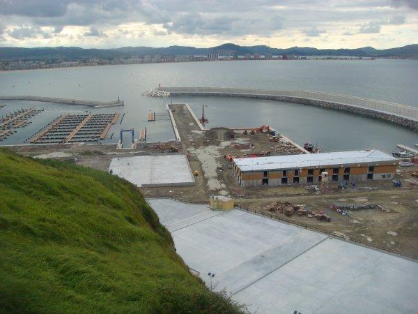 Le port de plaisance de laredo le plus grand du nord de l - Plus grand port de plaisance d europe ...