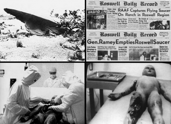 an argument in favor of the existence of the 1947 roswell ufo incident The 1947 alleged crash and harry truman ordered this alien from crash landings like the famous roswell, new mexico, incident.
