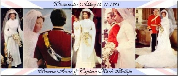 Princess Anne Wedding Dress Pictures : The wedding dress princess anne of england de myroyalty