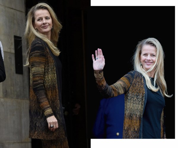 The Style Dress & Accessoires - Princess Mabel of the Netherlands _ SUITE