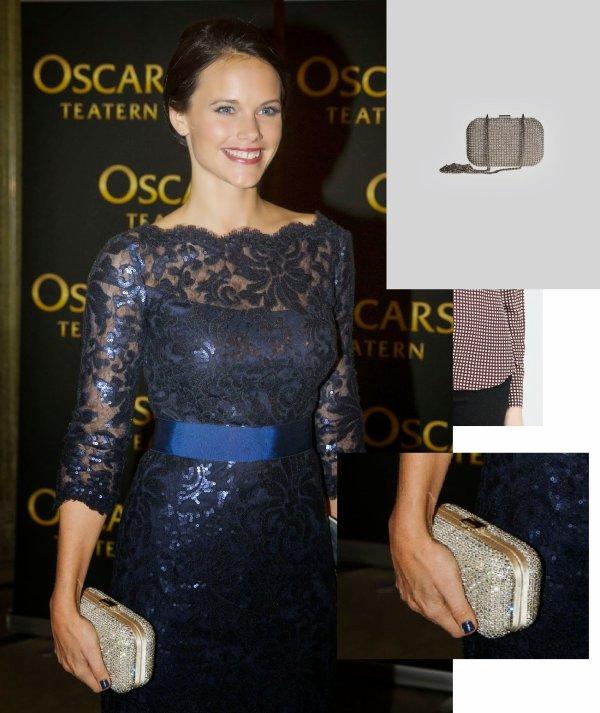 The Dress & Accessoires ,  Future Princess of Sweden - Sofia Hellqvist