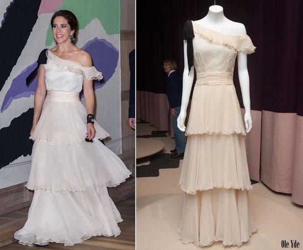"Crown Princess Mary's ""Danish Fashion Now"""