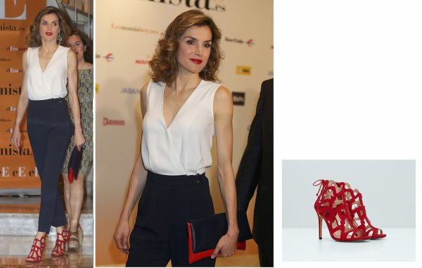 The Style Dress & Accessoires - Crown Princess Letizia of Asturias _ Suite