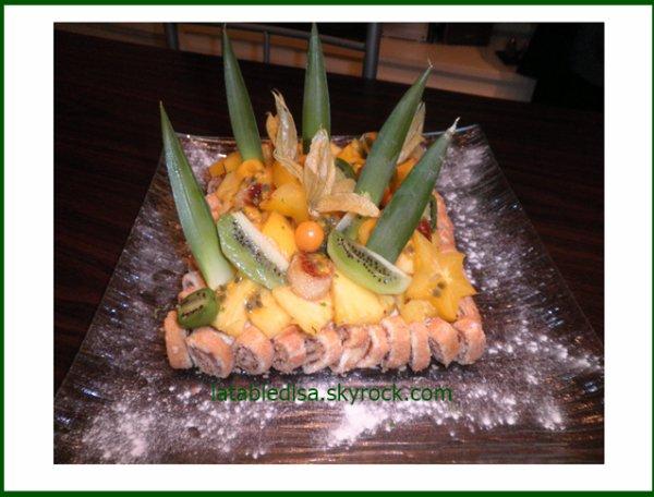 dessert des amoureux recette christophe michalak la table d isa