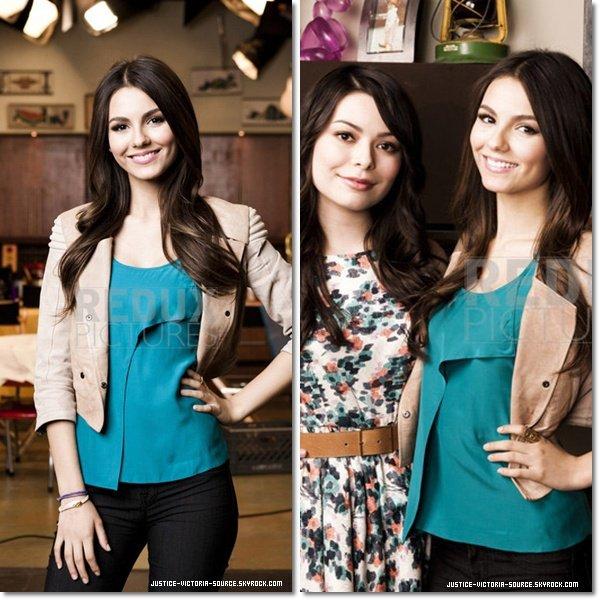18 / 06 / 2011 - Deux scans venant du Malibu Magazine.
