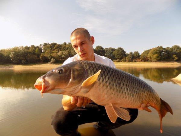 Un 72h en lac , une série de décroche mémorable ...