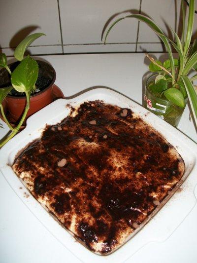 Tiramisu au chocolat sans alcool - Tiramisu speculoos sans alcool ...