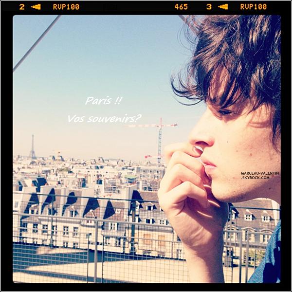 .  D�couvrez plusieurs nouvelles images de Valentin via son compte Facebook et son compte Twitter.  + TOP, BOF, FLOP ?  .