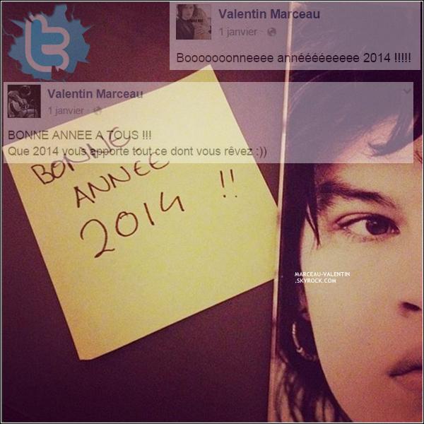 . D�couvrez les photos post�es par Valentin ou d'autres sur les r�seaux sociaux, � partir du 1er janvier 2014 !  + TOP, BOF, FLOP ?  .