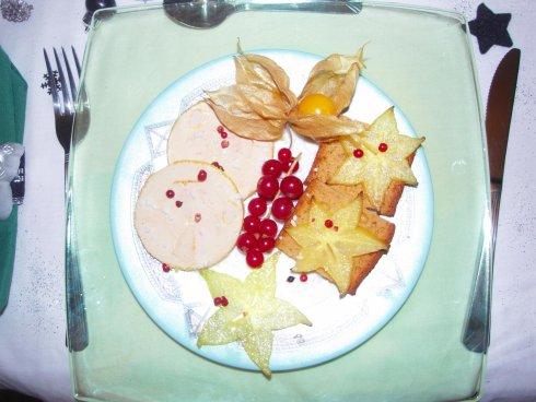 Assiette De Decoration Of Assiettes De Foie Gras Blog De Cricricuisine