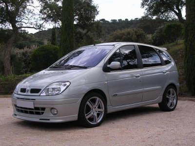 renault scenic 1 phase 2 fan de tuning