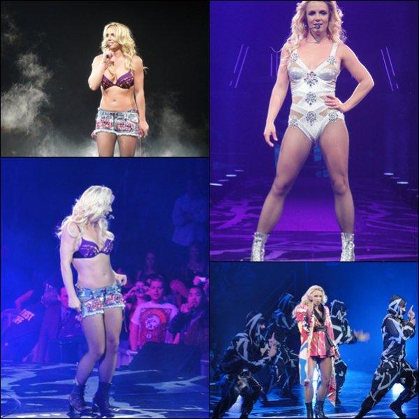 Femme Fatale Tour - San Jose 18-06