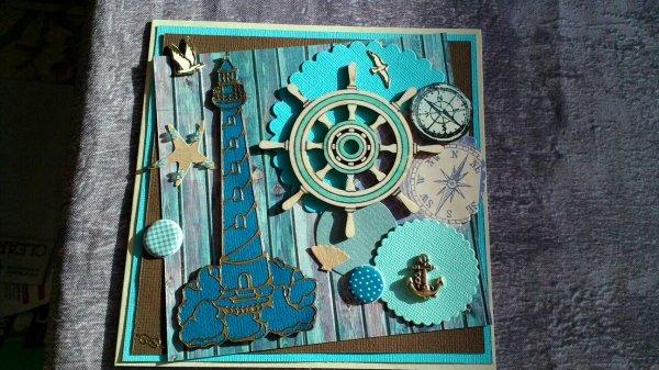 Carte Thème la Mer