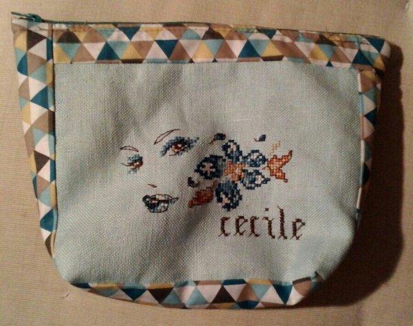 Ma 1ère Trousse en patchwork