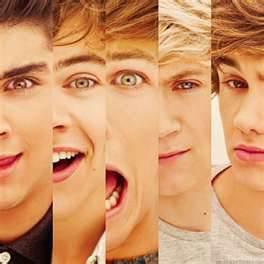 Bienvenue dans le Monde Magique des One Direction. :)