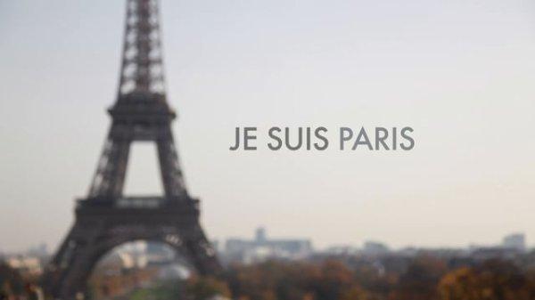 Hier j'�tais Charlie, aujourd'hui je suis Paris. Et demain, je serais qui?