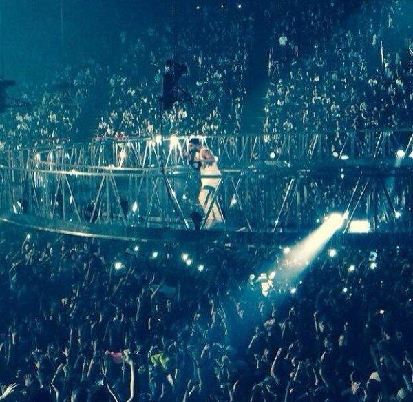 Drake hier soir à Bercy! Concert skyrock