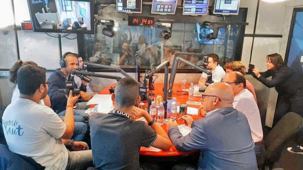 Table ronde service civique Skyrock