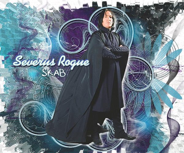 Severus Rogue : Assassin sans coeur ou Sauveur sensible