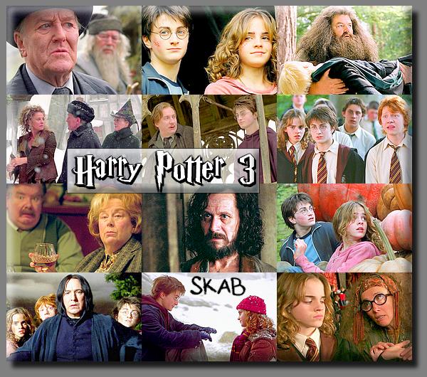 Film 3 : Harry Potter et le prisonnier d'Azkaban