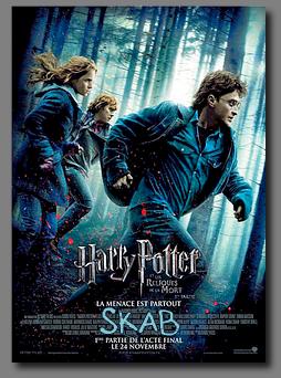 Film 7 : Harry Potter et les reliques de la mort partie 1