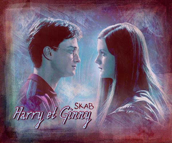Couple : Harry et Ginny