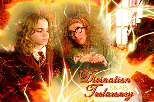 Citations de Ron Weasley par rapport à la Divination