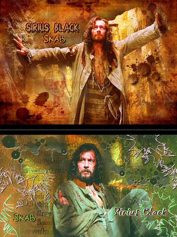 Citations de Sirius Black et Maugrey Fol Oeil