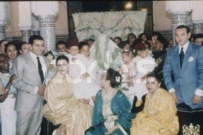 lalla latifa, mére du roi M 6 - roi du Maroc, Mohamed VI,