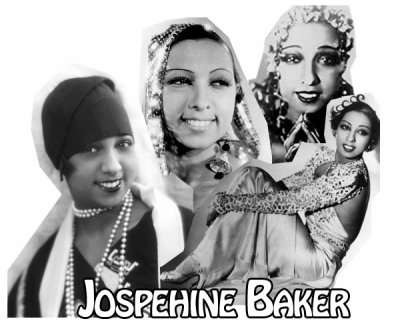 Le style Jos�phine Baker