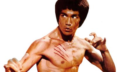 Bruce Lee Un Dragon Humain : LA PAGE OFFICIELLE