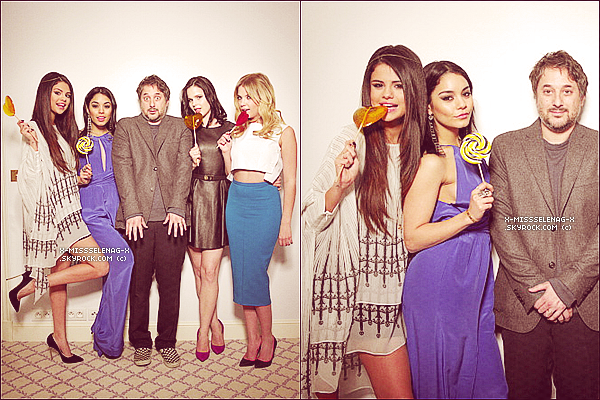 + April 10th & 11th  ;   Selena allant dans un studio à Los Angeles. +