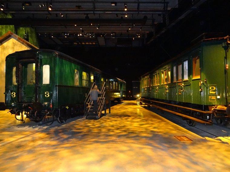 D�couverte du patrimoine ferroviaire belge (2) : le Train World de Schaerbeek