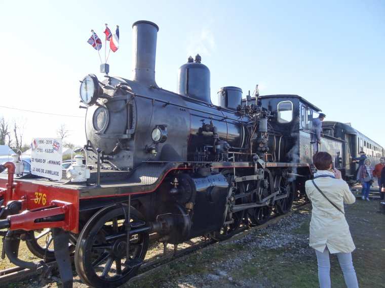 La F�te de la Vapeur en Baie de Somme, 17 avril 2016 (2)