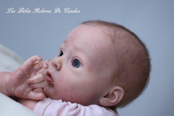 Lily-Rose (adopt�e ) et rebaptis�e Kimberley par sa maman