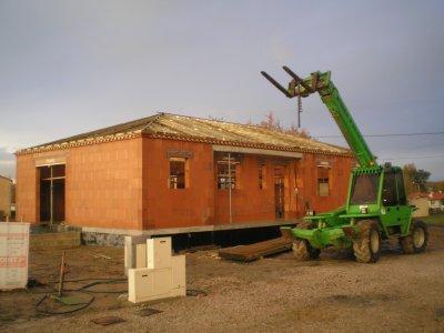 Toit 224 4 Pentes Auto Construction