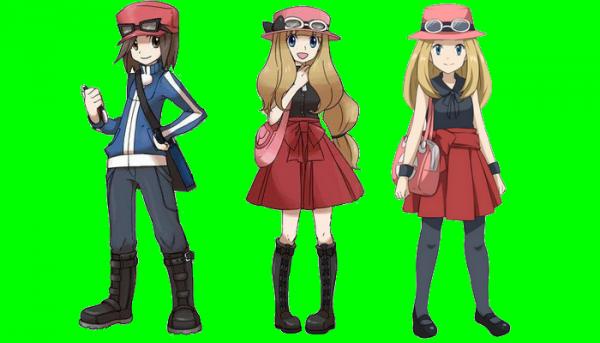 Le Style à Illumis Pokemon X Y pokemontrash.